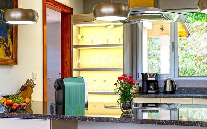 CONCURS: Prepară-ți cea mai aromată cafea la tine acasă! Câștigă un espressor Tchibo Cafissimo easy în fiecare zi