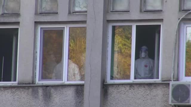 Doi pacienți transferați de la Neamț la Iași se simt mai bine și ar putea părăsi secția ATI