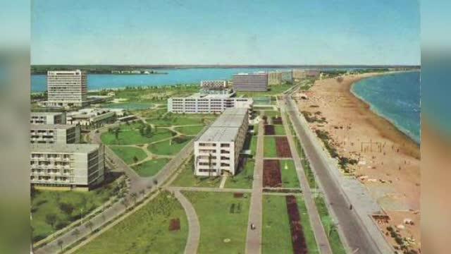 Stațiunea Mamaia se transformă pentru a semăna cu varianta de acum 40 de ani