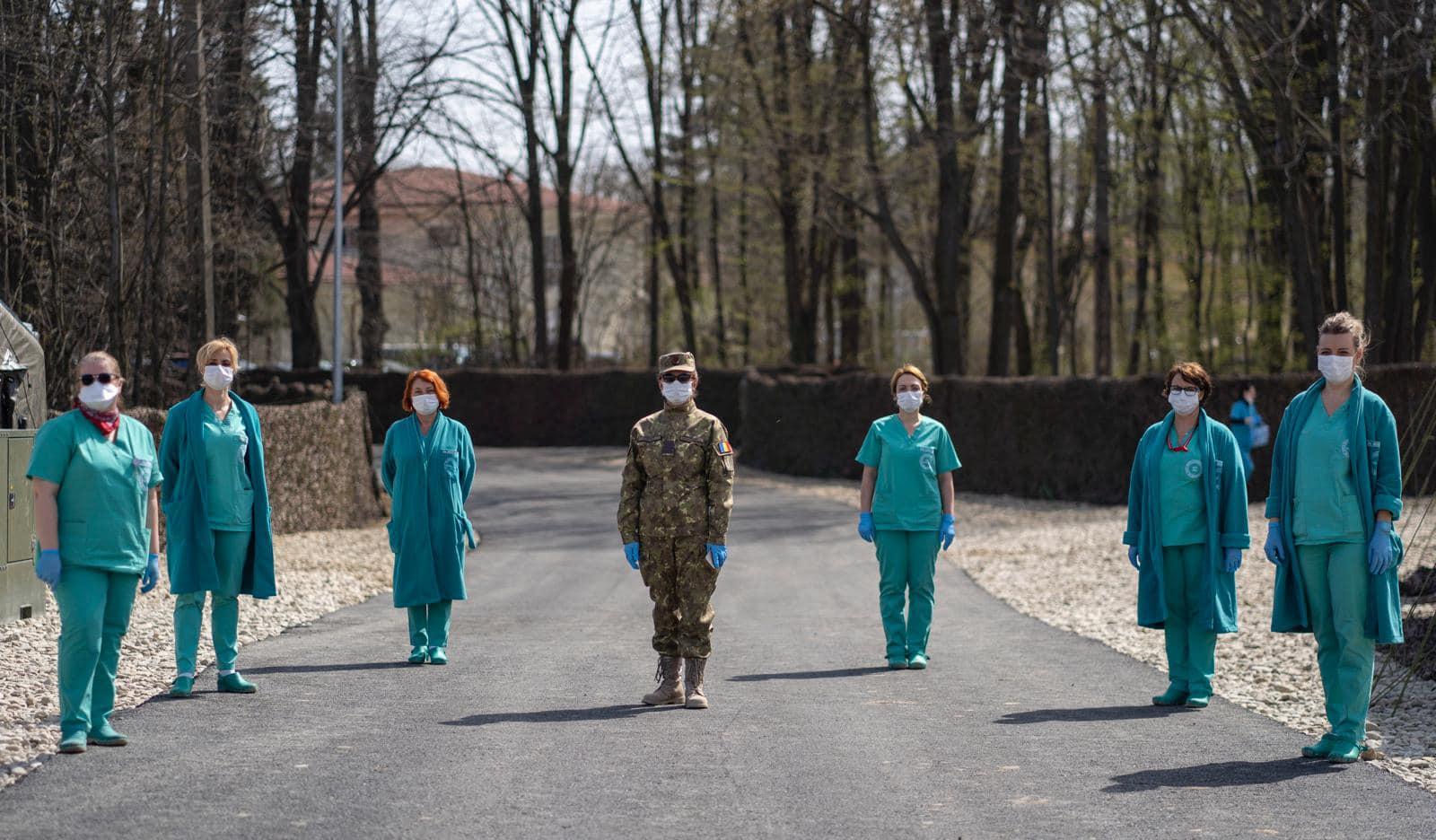 """Vaccinare cu deviză. MApN organizează de Ziua Armatei maratonul de imunizare """"Împreună pentru viaţă, Împreună pentru viitor!"""