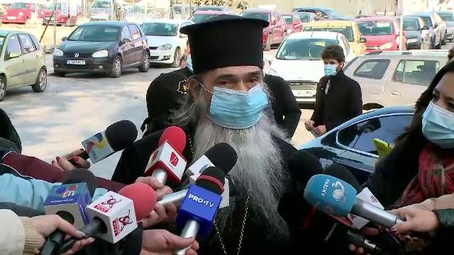 ÎPS Teodosie îi invită pe Klaus Iohannis și Ludovic Orban să ia parte la sărbătoarea Sfântului Andrei