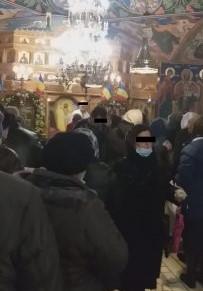 """Predică """"antibotniță"""" într-o biserică din Ploiești. Preotul e cercetat de superiori"""