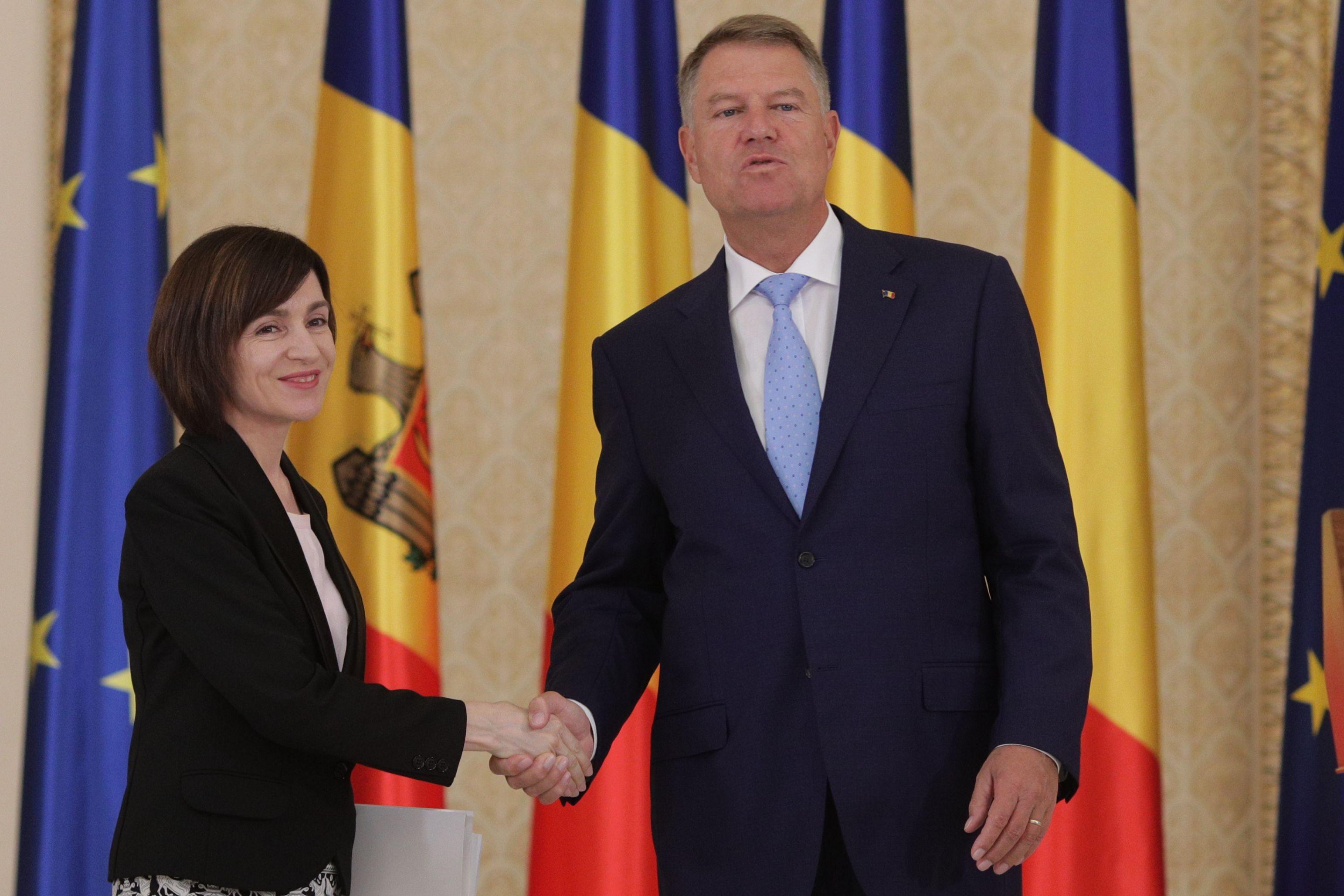 Maia Sandu: Am scos R. Moldova din comă. După inaugurare vom organiza vizita președintelui Klaus Iohannis la Chișinău