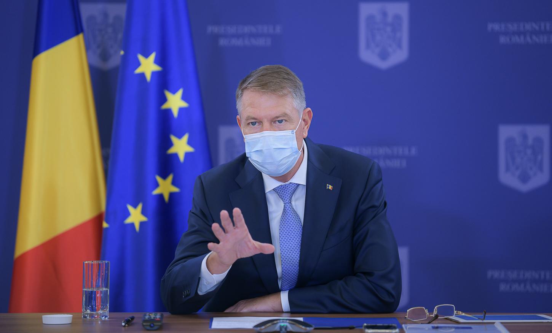 """Klaus Iohannis, despre pașaportul de vaccinare în UE: """"Ar trebui utilizat pentru scopuri medicale"""""""