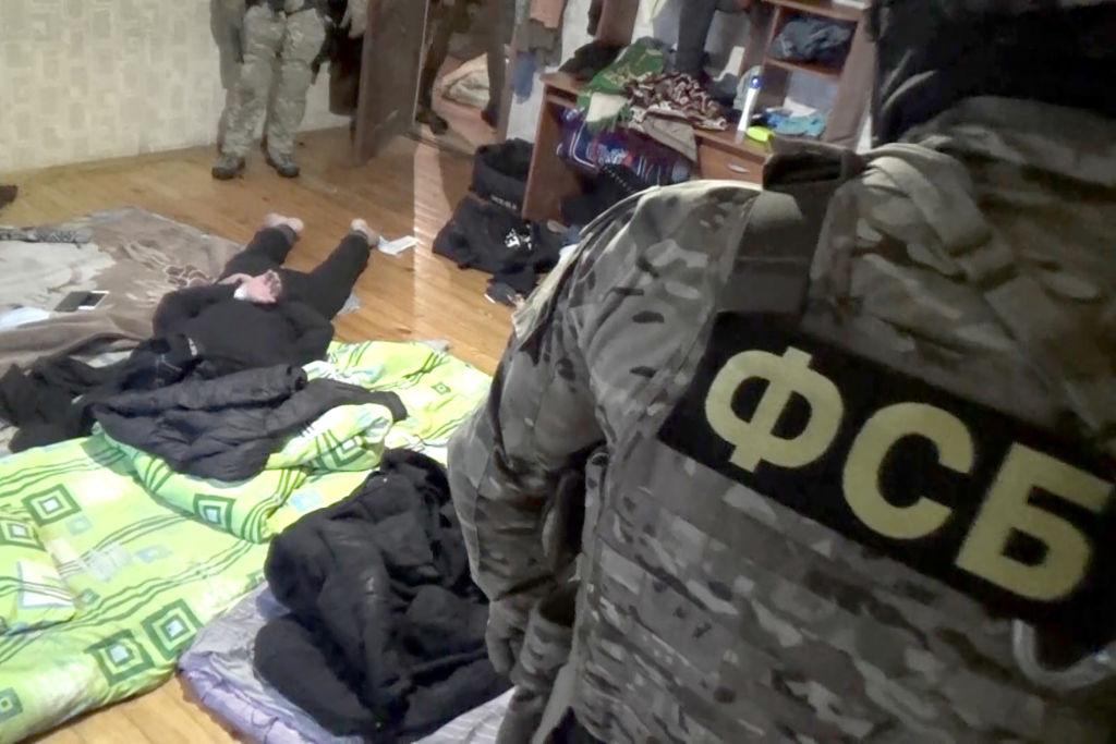 Atacuri plănuite la Moscova de gruparea Stat Islamic, oprite de FSB