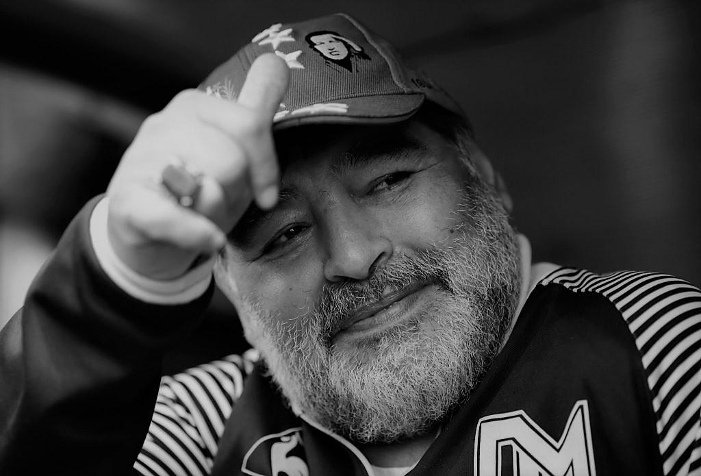 Fostul mare fotbalist Diego Maradona a murit la vârsta de 60 de ani