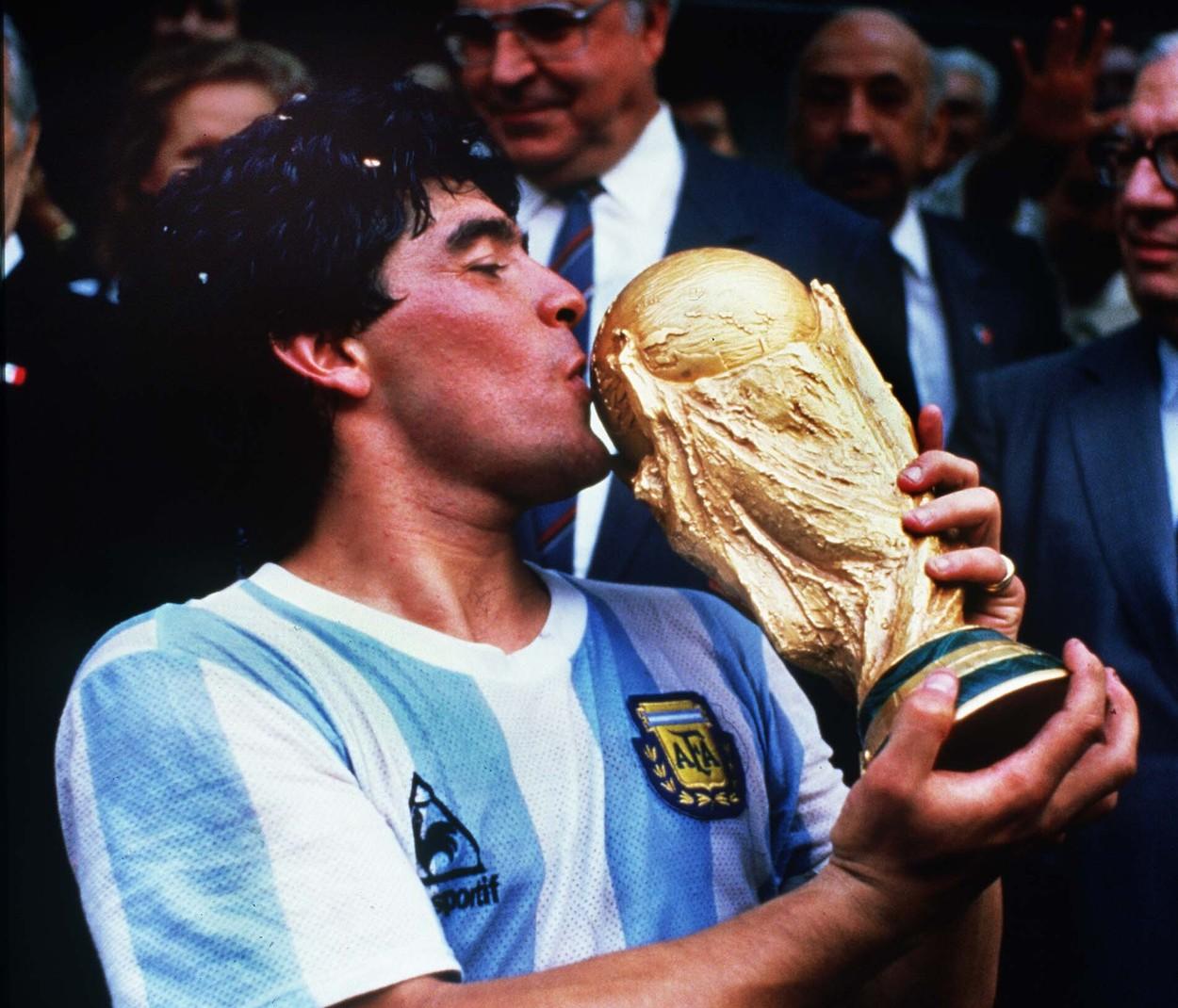 Ultimul interviu dat de Maradona înainte de a muri: Fotbalul mi-a dat totul