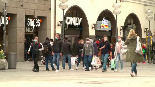 Europa ar putea fi lovită de un al treilea val al pandemiei după Crăciun, dacă restricțiile sunt ridicate prea repede