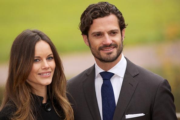 Prinţul Carl Philip al Suediei şi soţia sa, prințesa Sofia, testaţi pozitiv pentru Covid-19
