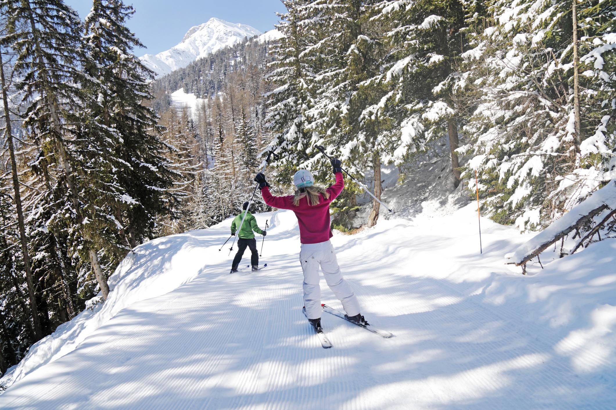 Pârtiile de schi, pregătite pentru turiști, în minivacanța de Sf. Andrei și 1 Decembrie