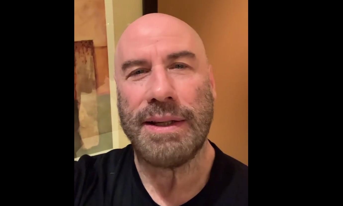 John Travolta, schimbat după moartea soției. Mesajul transmis fanilor