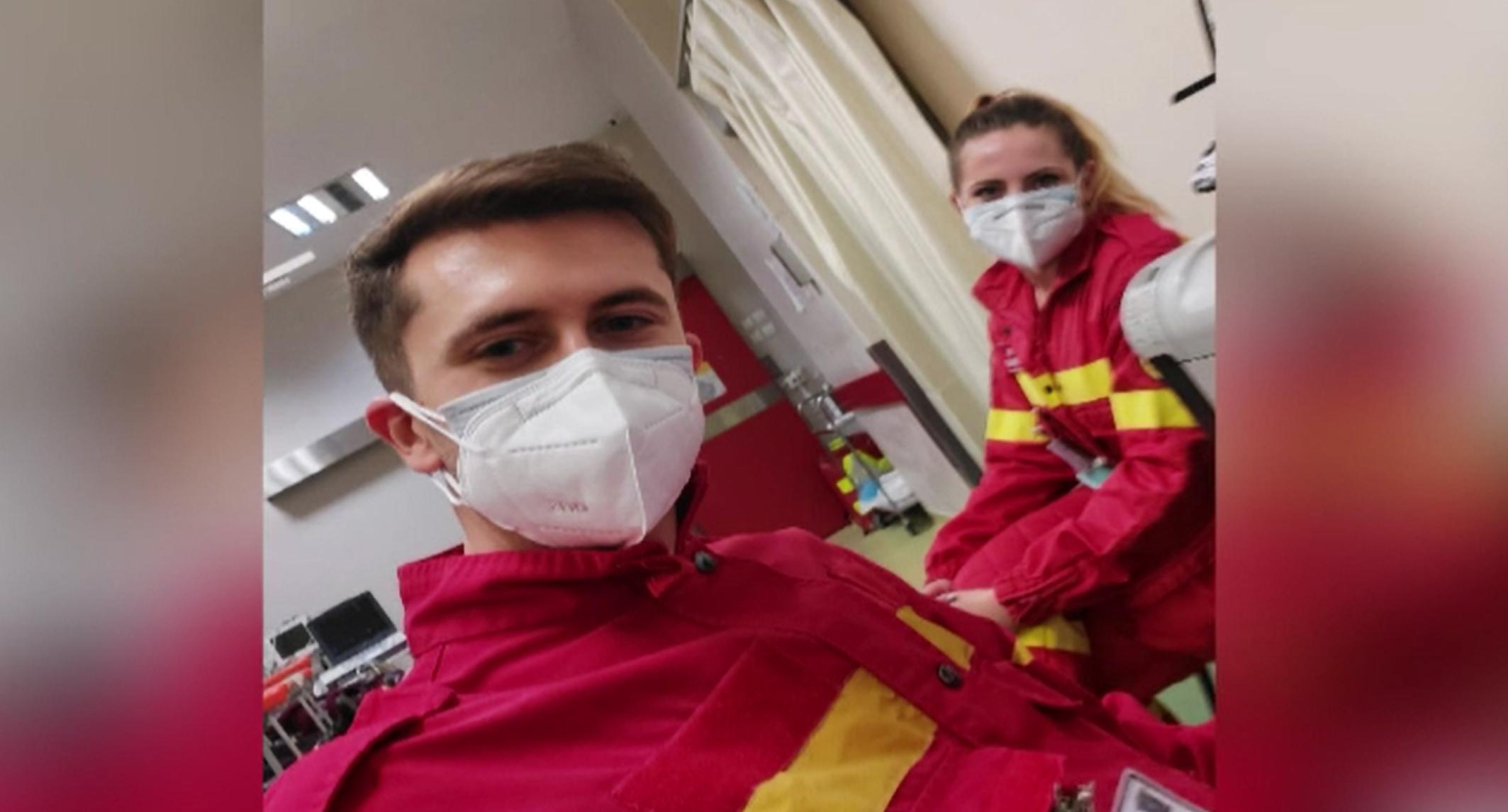 Tot mai mulți tineri, dornici să ajute voluntar sectoarele afectate de pandemie