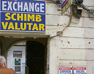 O femeie de 55 de ani a incercat sa jefuiasca o casa de schimb valutar din Oradea