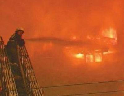 Incendiu la hotelul lui George Copos din Poiana Brasov