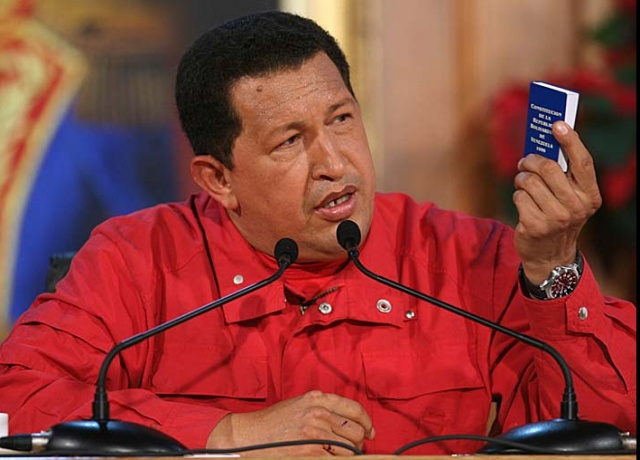 Hugo Chavez: SUA se afla in spatele revoltei din Ecuador