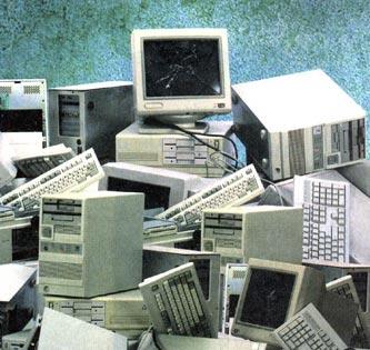 Giurgiu: laboratoare de informatica din scoli, golite de o banda de hoti!
