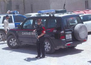 Romani arestati in Italia pentru uciderea unui pensionar