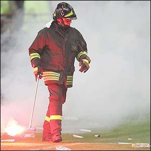 Statul nu isi permite sa incheie polite de asigurari pentru pompieri