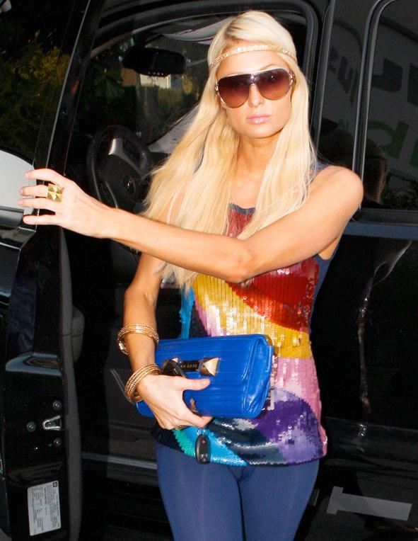 Paris Hilton, arestata la Cupa Mondiala! Leonardo di Caprio era cu ea