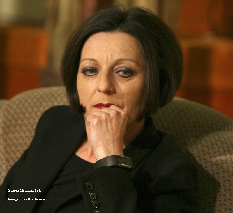 Herta Muller, castigatoarea Nobelului pentru literatura, a venit in Romania