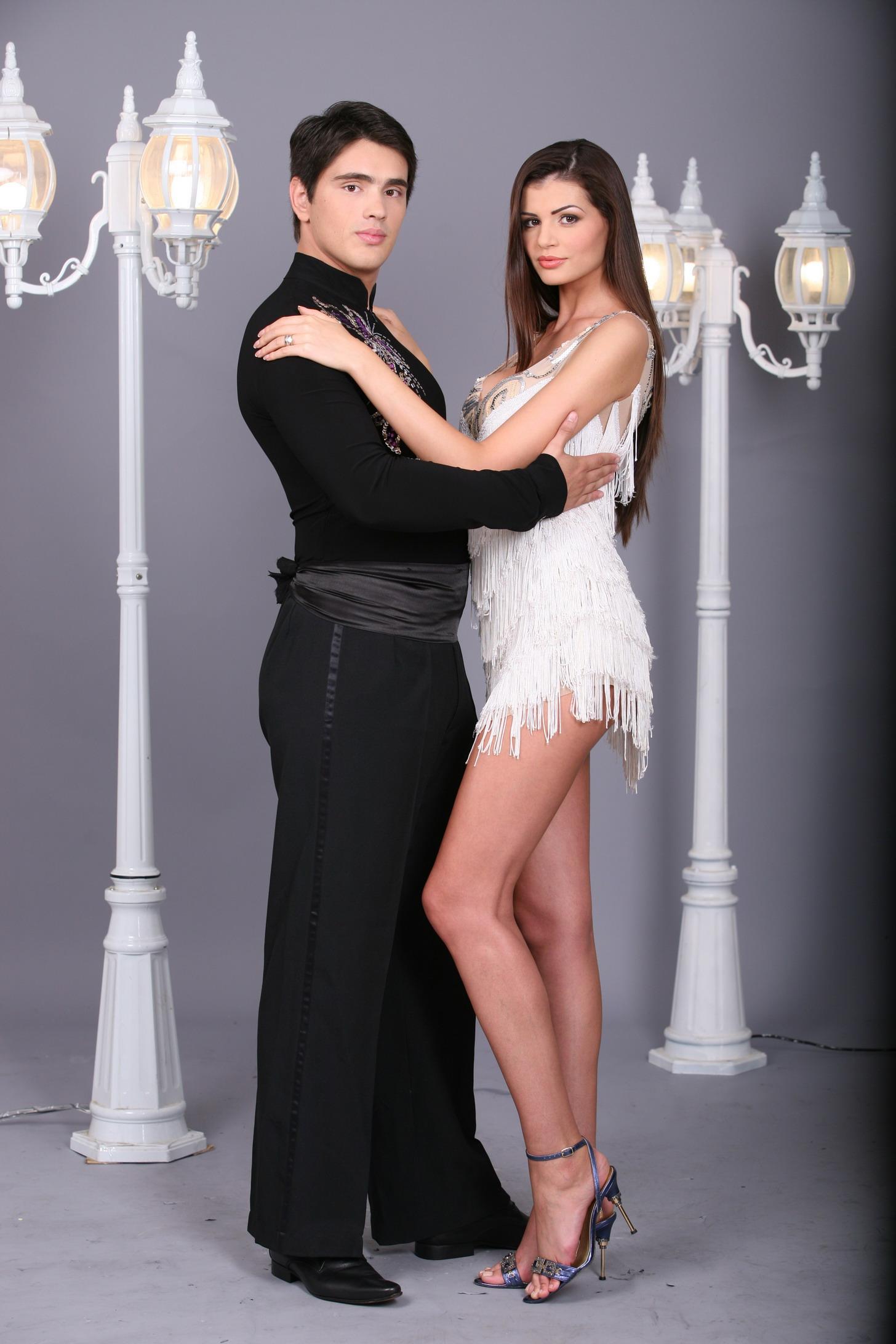 Monica Columbeanu si Andrei lupta pentru a ramane in competitia visurilor!