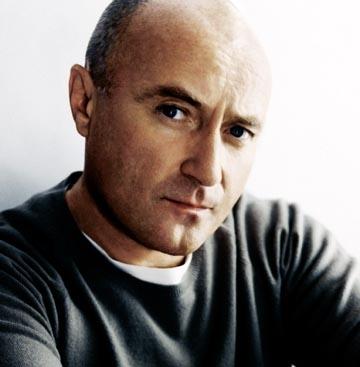Phil Collins implineste duminica 60 de ani