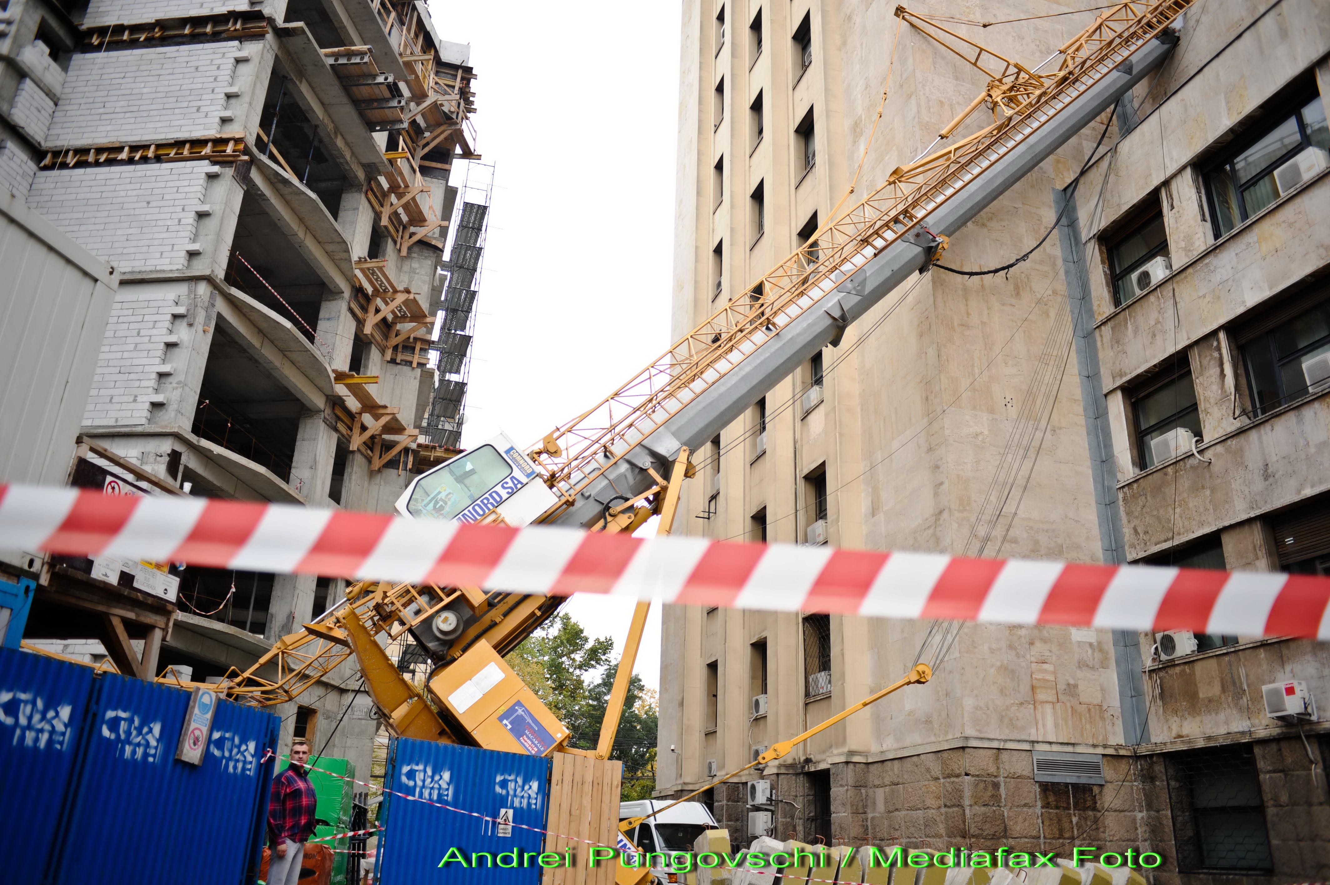 Macara prabusita la Depoul Giurgiului! 6 tramvaie si 2 hale RATB, avariate