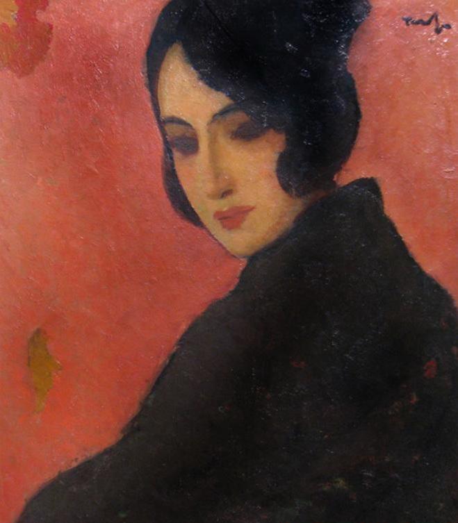 Picturile lui Nicolae Tonitza, noua