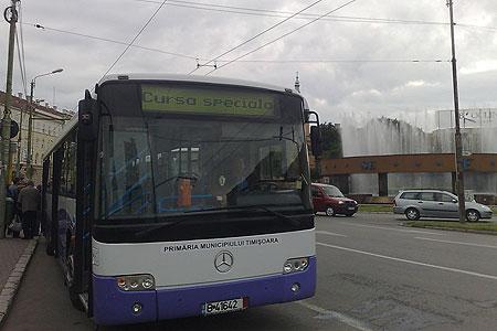Vor linii de transport in comun care sa mearga pana la periferia oraselor