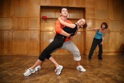 Razvan Fodor si Lena, fata in fata cu primul duel la Dansez pentru tine