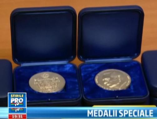 300 de medalii jubiliare, emise de monetaria BNR pentru ziua Regelui Mihai