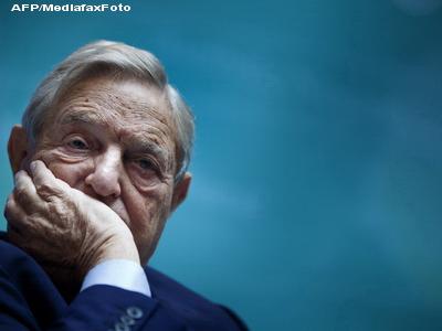 Miliardarul George Soros sustine manifestatiile organizate impotriva Wall Street