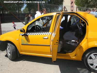 In doar 3 zile, peste 140 de taximetristi din Sibiu au fost amendati