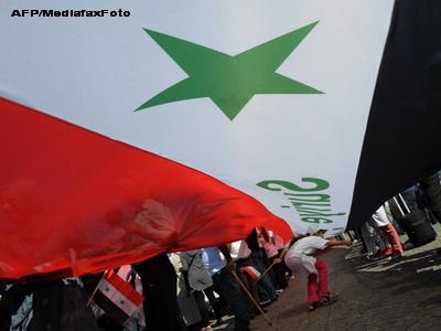Incidente violente la ambasadele Siriei din Kuwait, Grecia, Egipt si Arabia Saudita