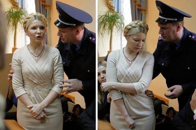 Iulia Timosenko ramane in inchisoare. Justitia din Ucraina i-a respins apelul