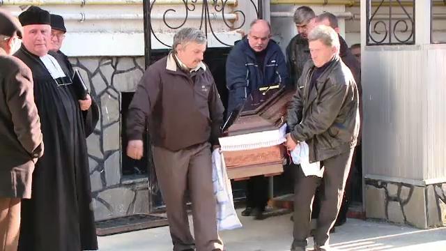 A doua victima a accidentului provocat de Serban Huidu a fost inmormantata la Brasov