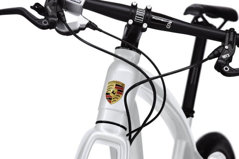 Porsche pe doua roti. Bicicleta care costa cat o Dacie. GALERIE FOTO