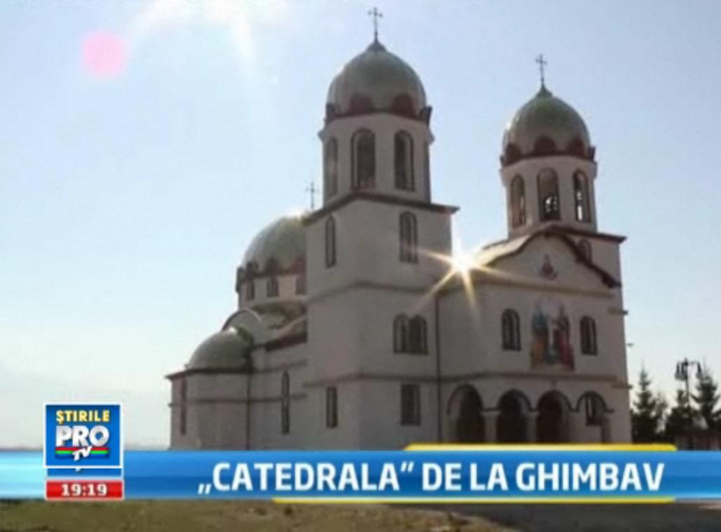 Orasul din Romania cu biserica de 1 milion de euro, dar fara policlinica, cresa sau azil de batrani