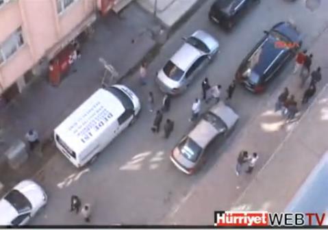VIDEO. Imagini amator din timpul cutremurului care a zguduit astazi Turcia