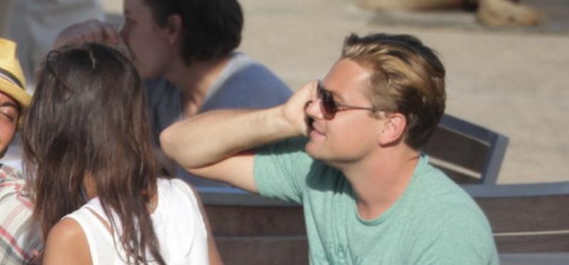 Este sau nu este iubita lui Leonardo di Caprio? Afla la Stirile ProTV de la ora 19:00