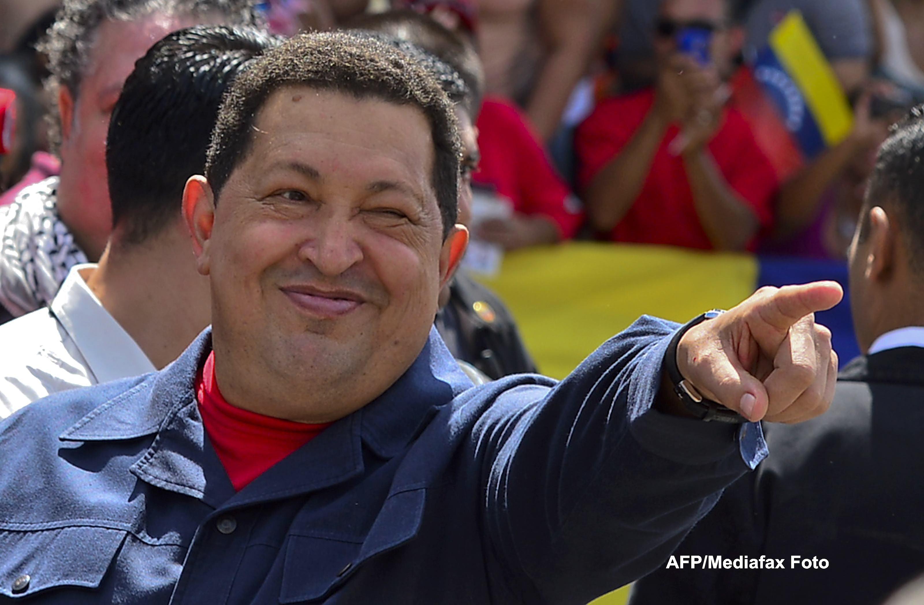 Liderul opozitiei din Venezuela accepta amanarea investiturii lui Hugo Chavez