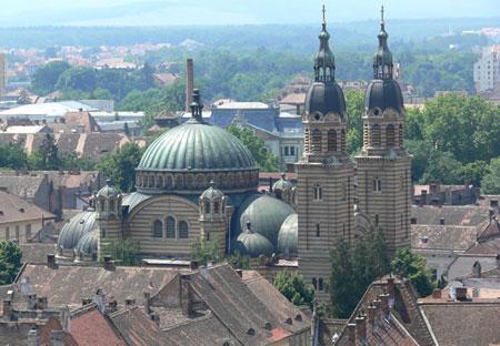 Cum face Arhiepiscopia Sibiului afaceri cu spatii inchiriate la suprapret catre prefectura