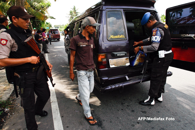 Politia indoneziana afirma ca detine