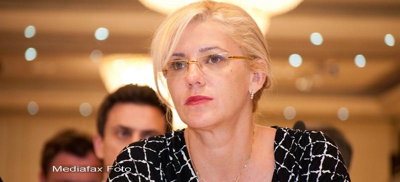 Surse Gandul: Corina Cretu a fost confirmata de Juncker pentru portofoliul Politicii Regionale