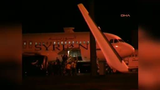 Avioane de lupta turcesti au interceptat o aeronava siriana de pasageri. Ce s-a gasit la bordul ei