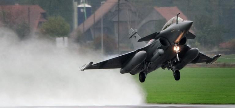 Avioane militare britanice, trimise pentru interceptarea unor bombardiere rusesti