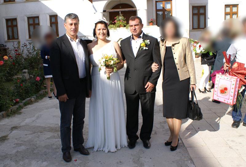 Gelu Frunza, eroul de la Clinceni, s-a prabusit la Comana dupa ce a plecat direct de la nunta
