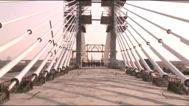 Efectul podului Calafat - Vidin. Cum a ajuns motiv de cearta intre fermierii romani si bulgari