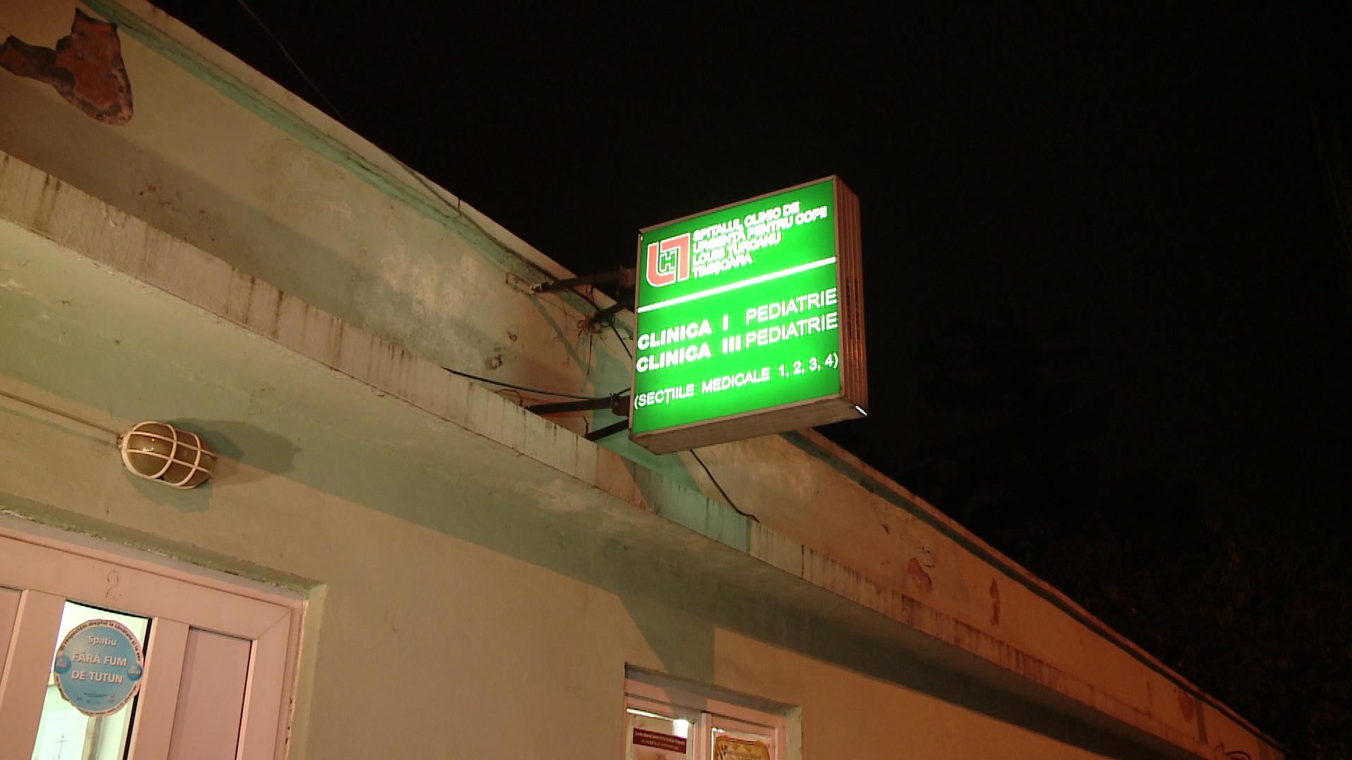 Aterizare de urgenta pe aeroportul din Timisoara. Un copil de un an a avut nevoie de ajutor medical