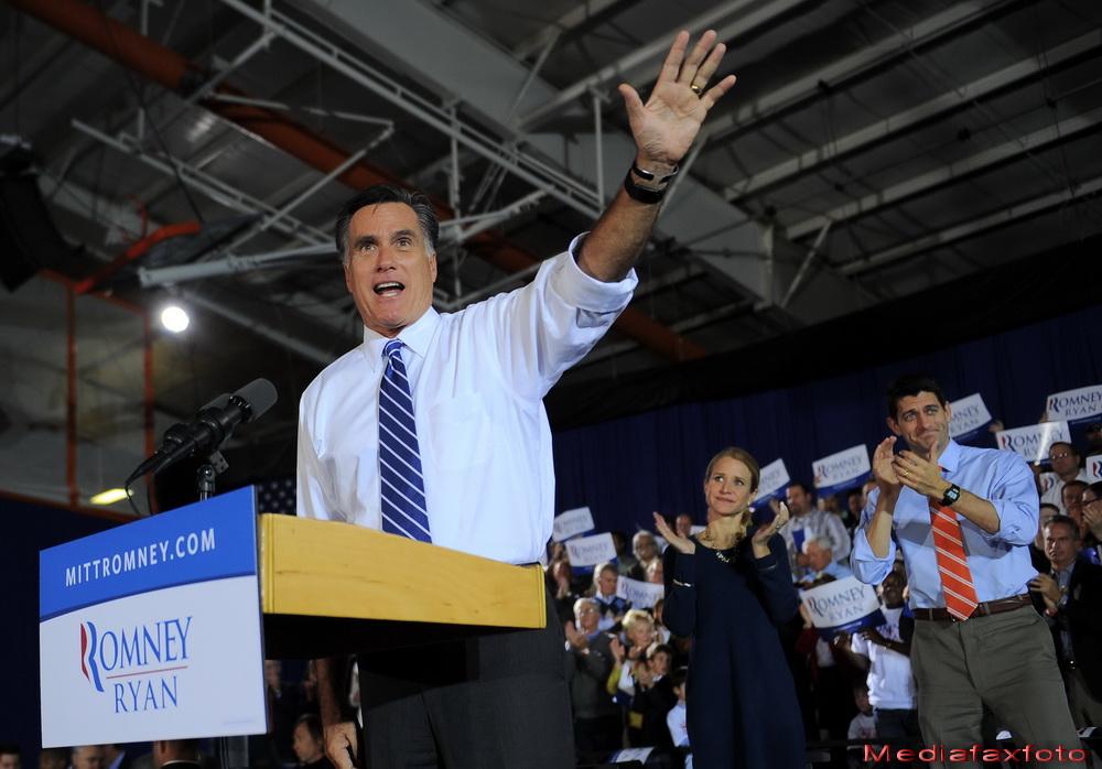 Mitt Romney, un nou esec politic dupa o cariera de succes